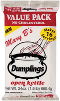 Mary B's Open Kettle Dumplings