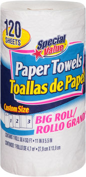 Special Value® Custom Size Big Roll Paper Towels