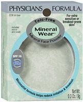 Physicians Formula® Mineral Wear® Soft Green Mineral Face Powder SPF 16 0.3 oz