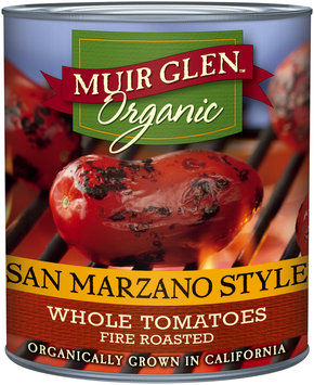 Muir Glen® Organic San Marzano Style Fire Roasted Whole Tomatoes 28 oz. Can