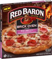 Red Baron® Brick Oven™ Crust Meat-Trio® Pizza 18.22 oz. Box