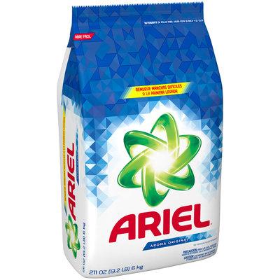 Ariel Powder Laundry Detergent Original Scent 211 ounces 42 Loads