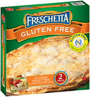 Freschetta® Gluten Free 4 Cheese Medley Pizza