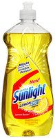 Ultra Sunlight® with LemonOxi™ Lemon Boost™ Dishwashing Liquid 25 fl. oz. Bottle