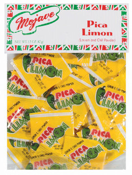 Mojave Lemon & Chili Powder Pica Limon 1.5 Oz Peg