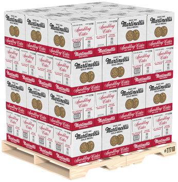 Martinelli's Gold Medal® Sparkling Apple Cider 100% Juice Combo Pallet