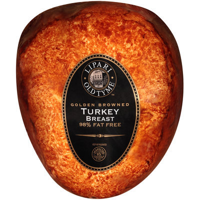 Lipari Old Tyme Golden Browned Turkey Breast