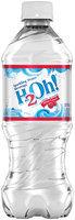 H2Oh!® Berry Sparkling Water Beverage 6 Pack 20 fl. oz. Plastic Bottles