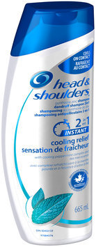 Relief Head & Shoulders Instant Relief 2-in-1 Dandruff Shampoo + Conditioner with Tea Tree Essence