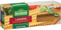 Springfield® Lasagna 16 oz. Box