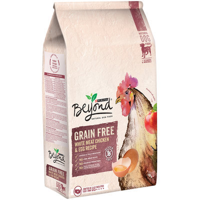 Purina Beyond Grain Free White Meat Chicken & Egg Recipe Dog Food 23 lb. Bag