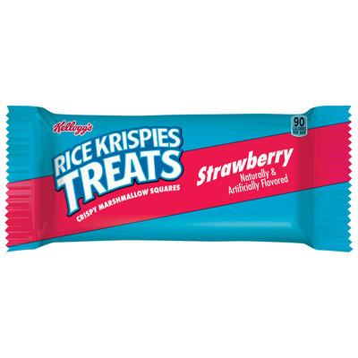 Kellogg's® Rice Krispies Treats® Strawberry Crispy Marshmallow Squares