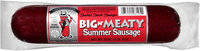 Ambassador® Big N' Meaty Summer Sausage 20 oz. Chub