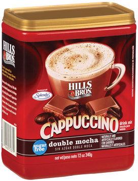 Hills Bros. Cappuccino, Sugar-Free Double Mocha