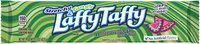 WONKA LAFFY TAFFY Stretchy & Tangy Watermelon Candy 1.5 oz. Wrapper