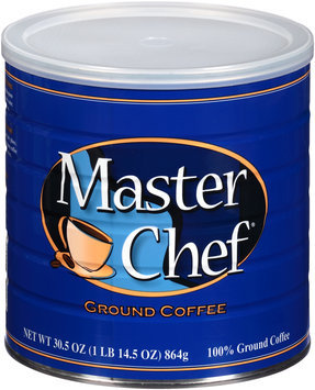 Master Chef® Ground Coffee