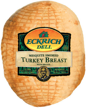 Eckrich Mesquite Smoked Turkey Breast Deli - Turkey Breast