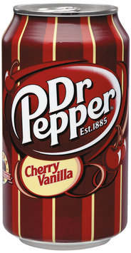 Dr Pepper® Cherry Vanilla Soda