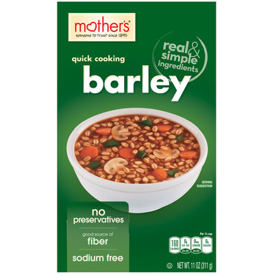 Mother's® Quick Cooking Barley 11 oz. Box