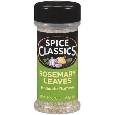 Spice Classics® Rosemary Leaves 1.37 oz. Shaker
