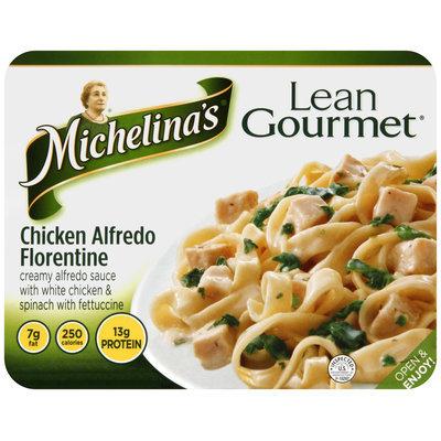 Michelina's® Lean Gourmet® Chicken Alfredo Florentine 8 oz. Tray