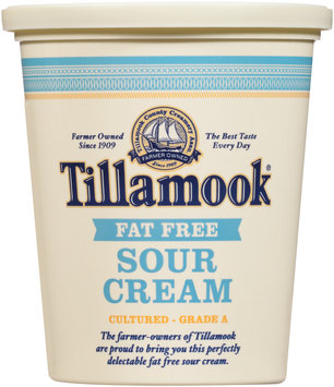 Tillamook® Fat Free Sour Cream