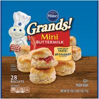 Pillsbury Grands! Mini Buttermilk Biscuits, 25.1 oz, 28ct