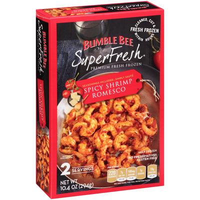 Bumble Bee SuperFresh® Spicy Shrimp Romesco 10.4 oz. Box