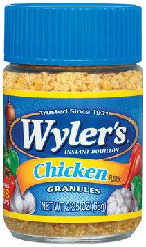 Wyler's® Chicken Instant Bouillon Granules 2.25 oz. Jar