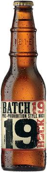 Batch19 Bock Beer