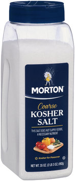 Morton® Coarse Kosher Salt