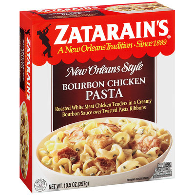 Zatarain's® Bourbon Chicken Pasta 10.5 oz. Box