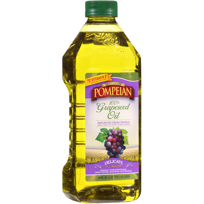 Pompeian® 100% Grapeseed Oil