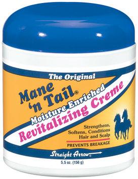 Mane 'n Tail Moisture Enriched For Hair & Scalp Revitalizing Creme 5.5 Oz Plastic Jar