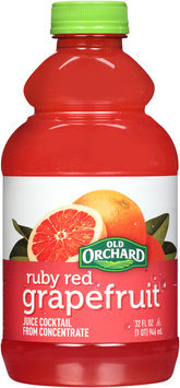 Old Orchard® Ruby Red Grapefruit Juice Cocktail