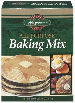 Haggen All Purpose Baking Mix 40 Oz Box