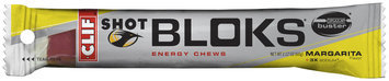 CLIF Shot® Shot Bloks® Margarita Energy Chews 2.1 oz. Pack