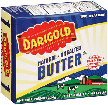 Darigold® Natural Unsalted Butter .5 lb box