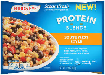 Birds Eye® Steamfresh® Southwest Style Protein Blends 12.7 oz. Bag