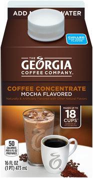 Georgia™ Mocha Flavored Coffee Concentrate 16 fl. oz. Carton