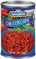 Springfield W/Beans Chili Con Carne