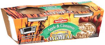 Springfield Apple & Cinnamon 2-6 oz. Cups