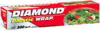DIAMOND Plastic Wrap