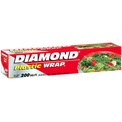 DIAMOND Plastic Wrap