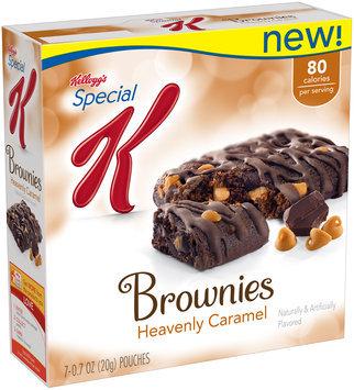 Kellogg's® Special K® Heavenly Caramel Brownies 7-0.7 oz. Packs