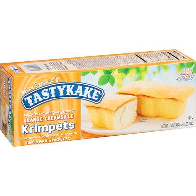 Tastykake® Orange Creamsicle Krimpets®