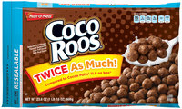 Malt-O-Meal® Coco Roos® Sweetened Corn Puff Cereal 23.6 oz. ZIP-PAK