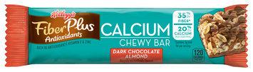 Kellogg's® FiberPlus® Antioxidants Dark Chocolate Almond Chewy Bar 1.2 oz. Pack