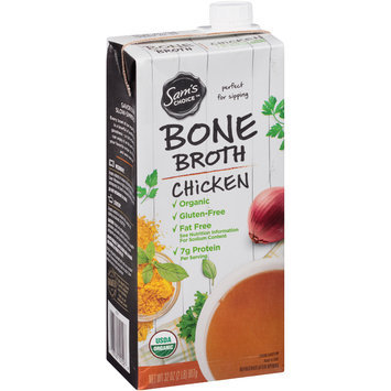 Sam's Choice™ Chicken Bone Broth 32 oz. Aseptic Carton