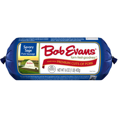 Bob Evans® Savory Sage Pork Sausage 16 oz. Chub
